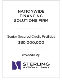 Nationwide Financing Solutions Firm tombstone